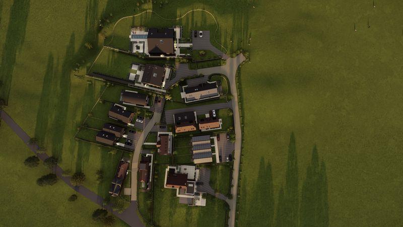 hoxton grange,PLAN