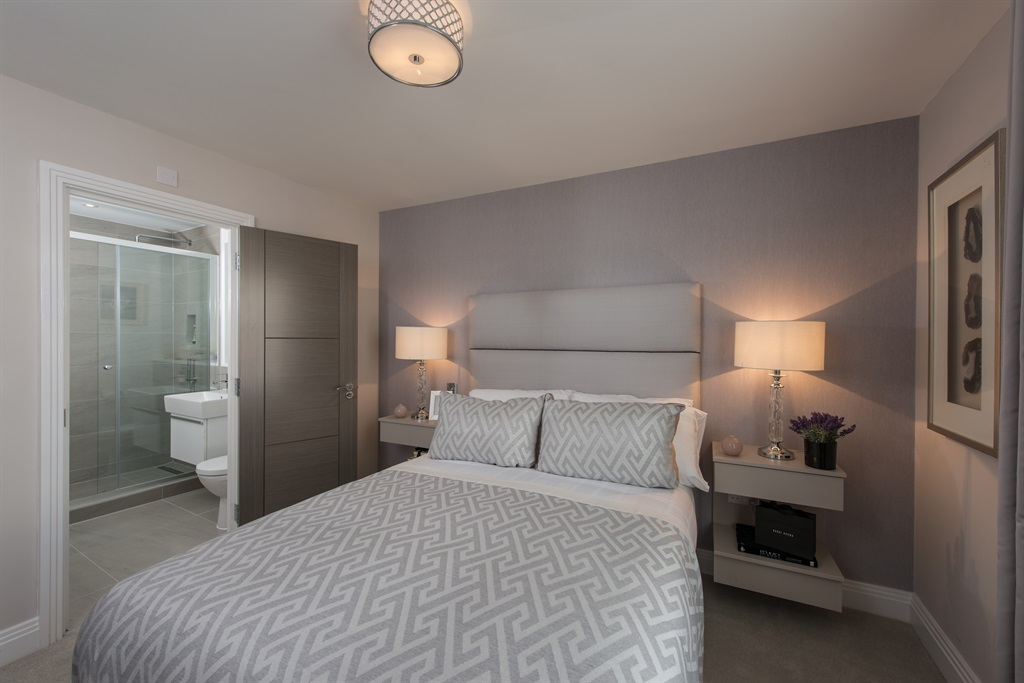 Chapel Arches,Master Bedroom