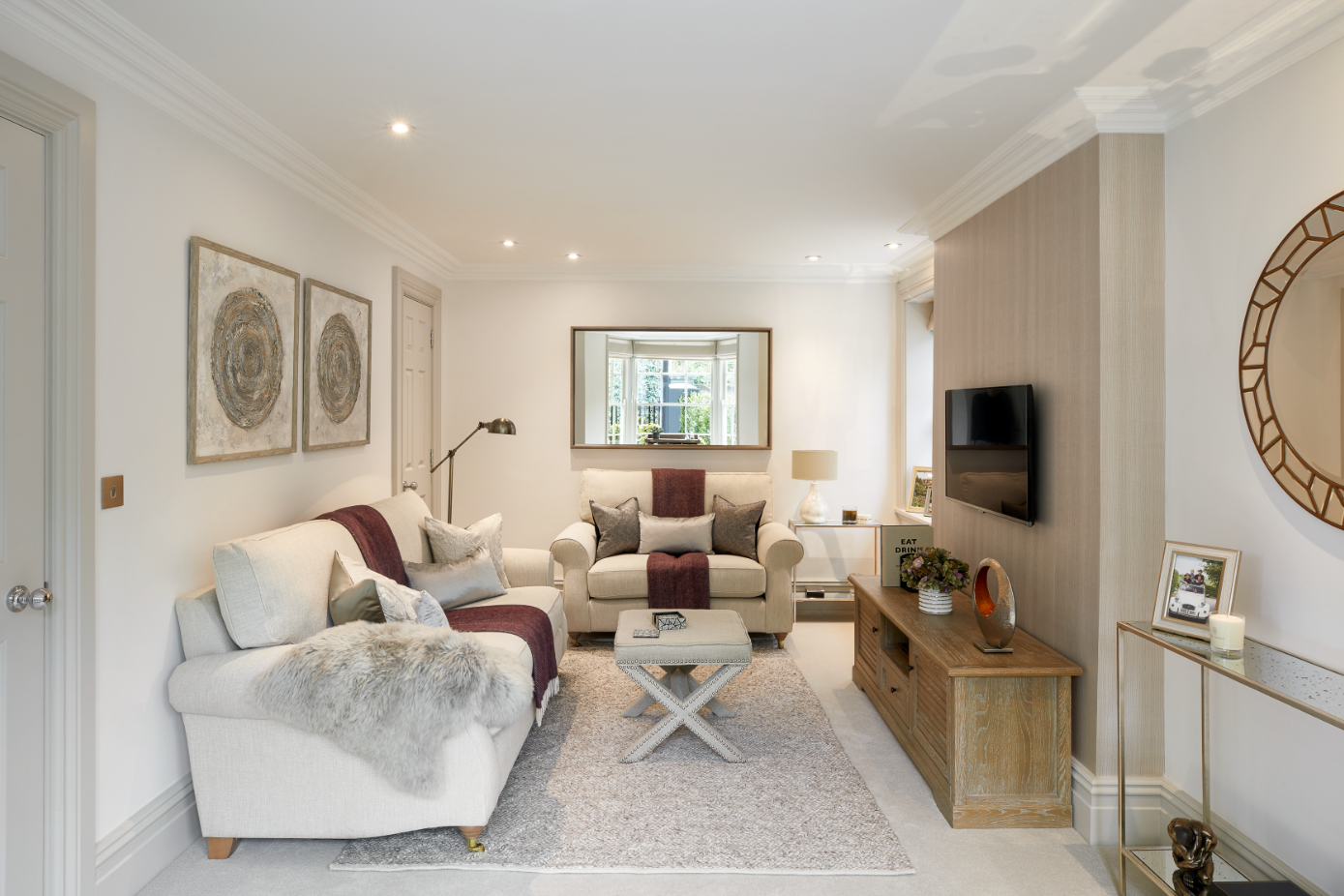 Newcourt Residential,Lounge