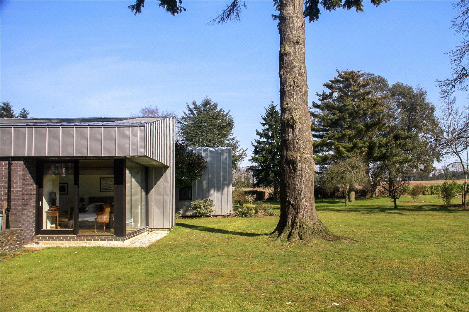 Edgley Design,Rear Elevation