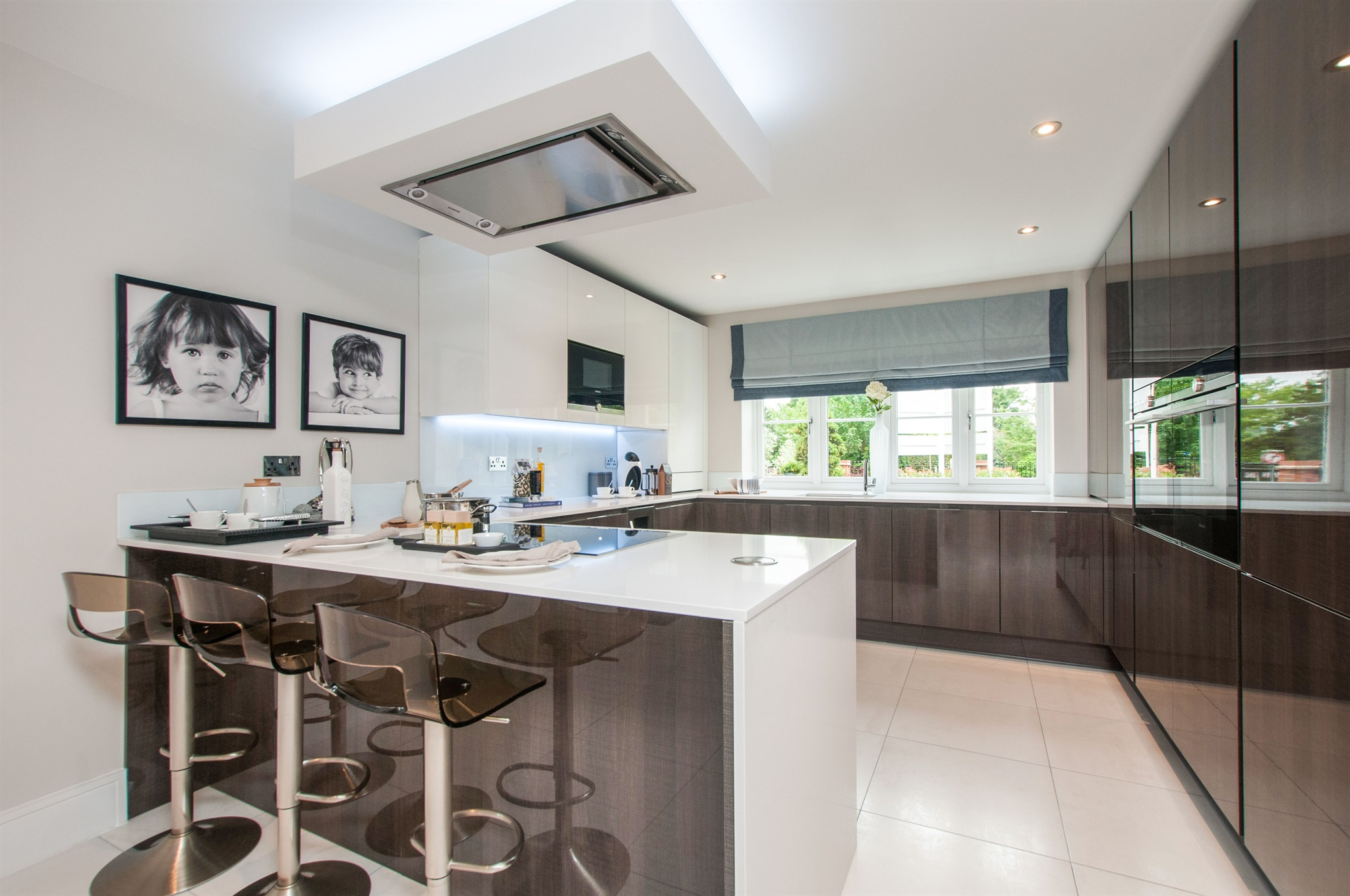 Spitfire Homes,Kitchen