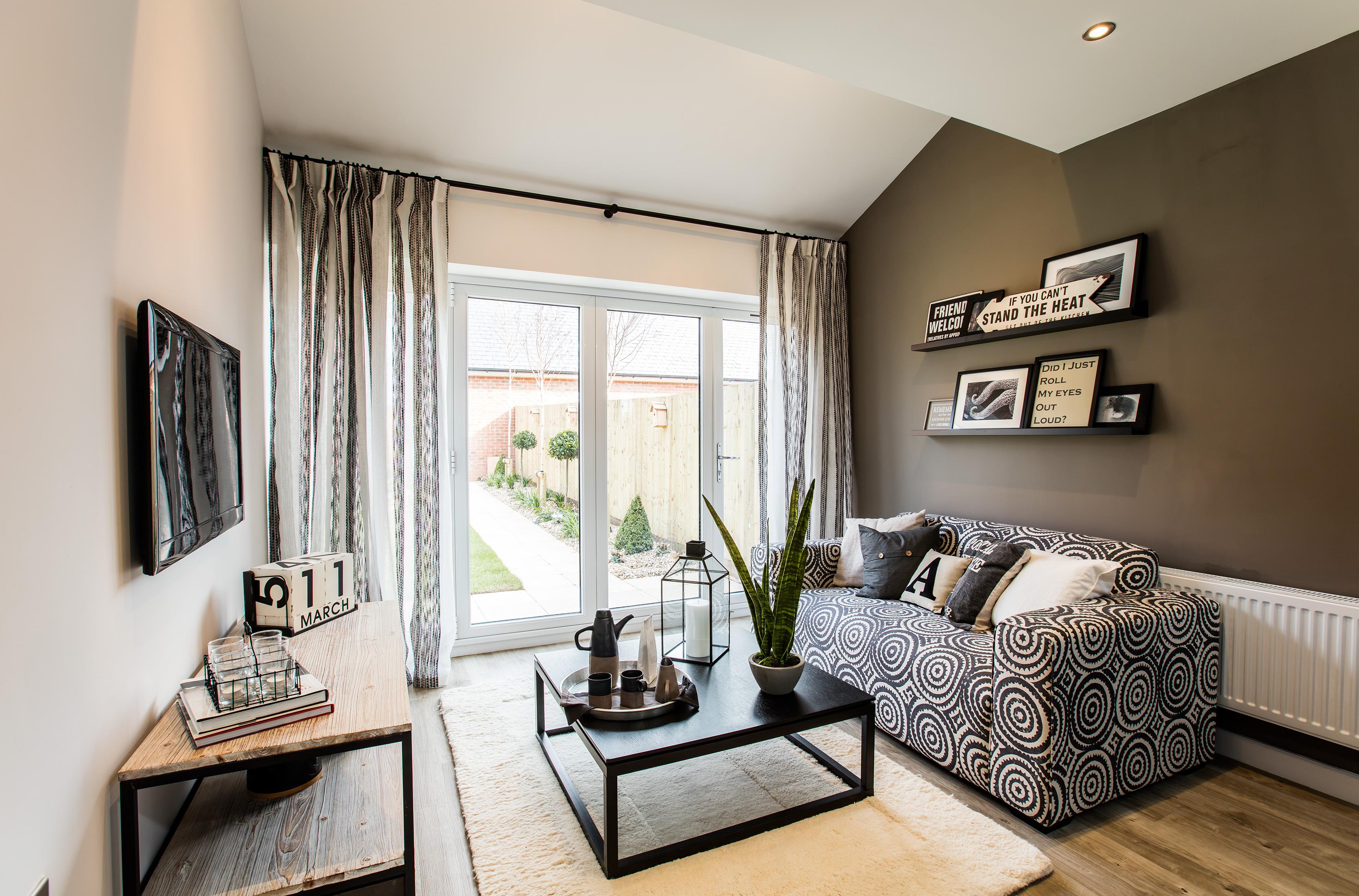 Bloor Homes,Lounge