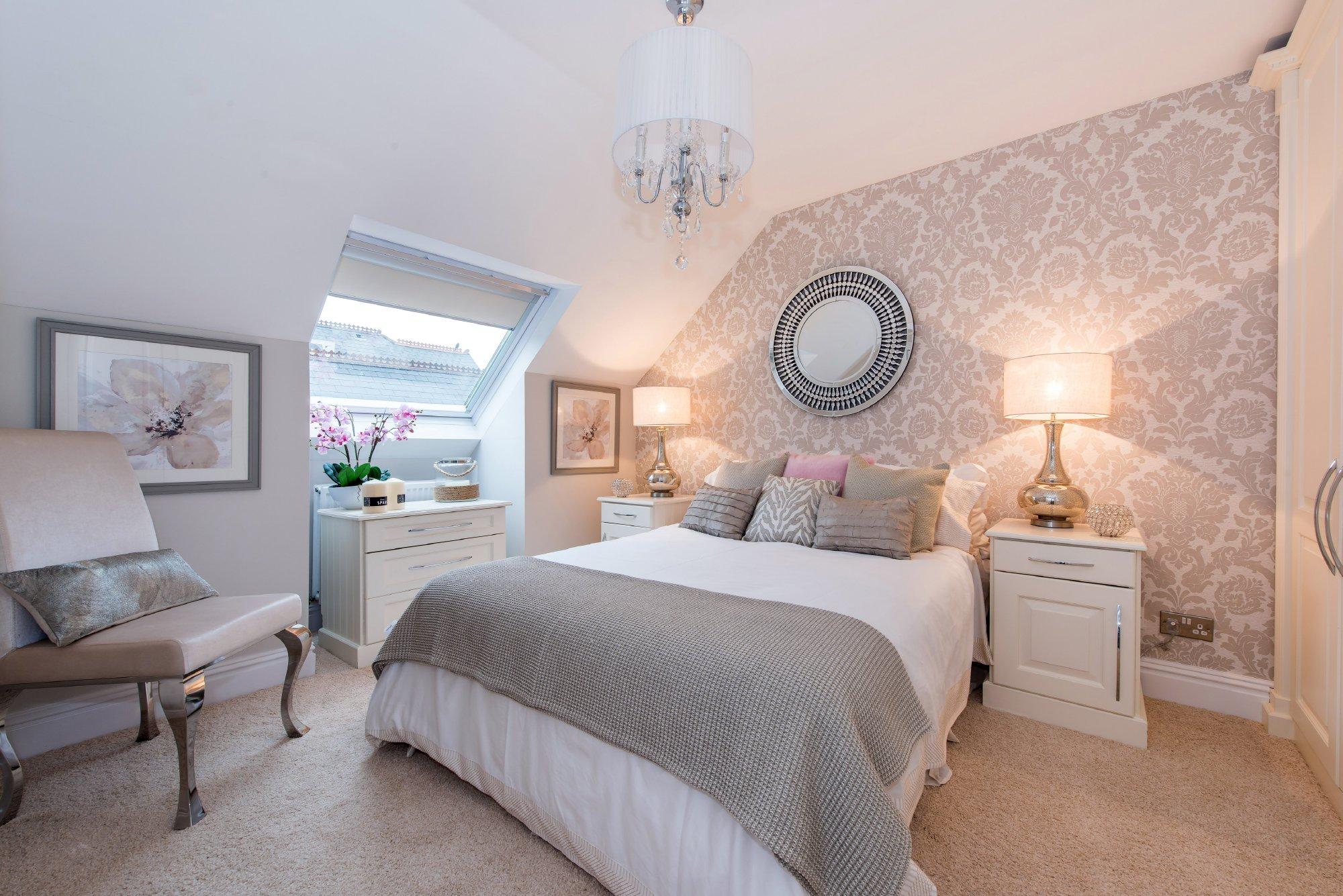 Whiteoak,Secondary Bedroom