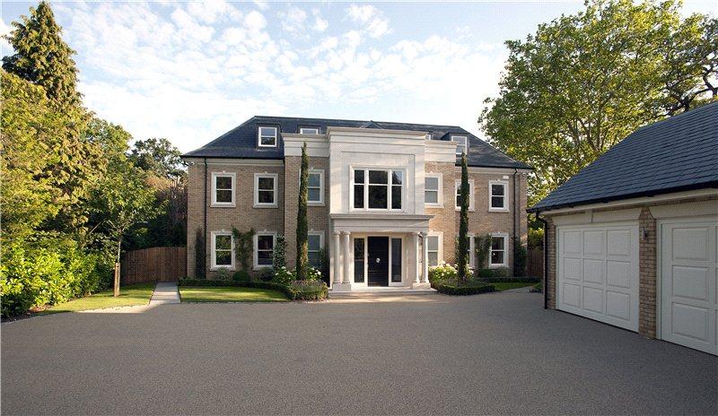 Coombe Park Kingston Upon Thames Kt2 6 Bedroom Detached
