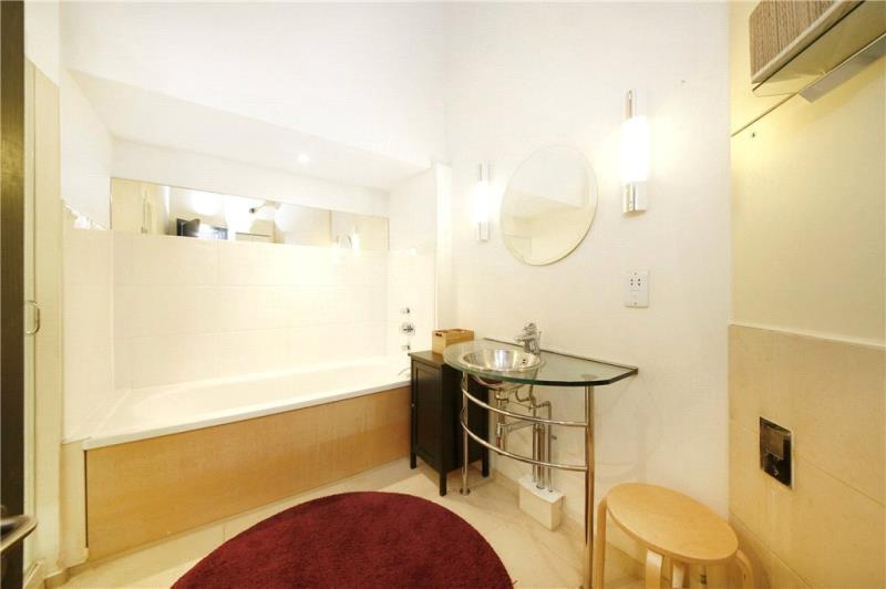 Port East Apartments,Bathroom
