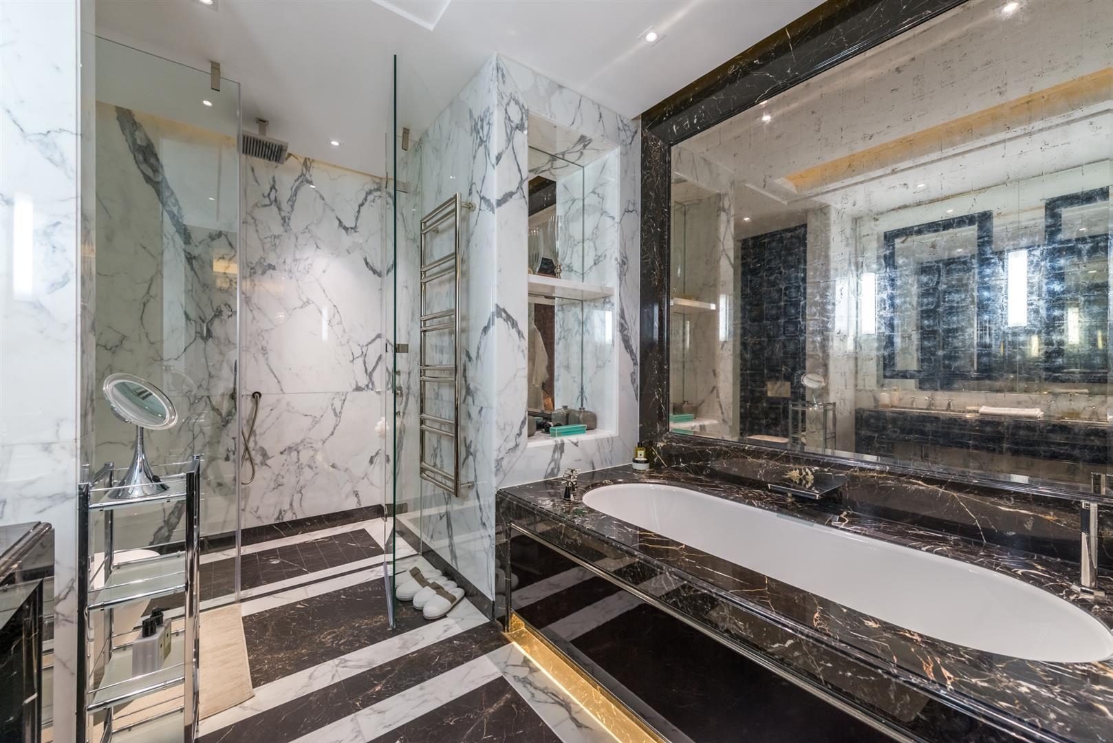 Ebury Square,Bathroom