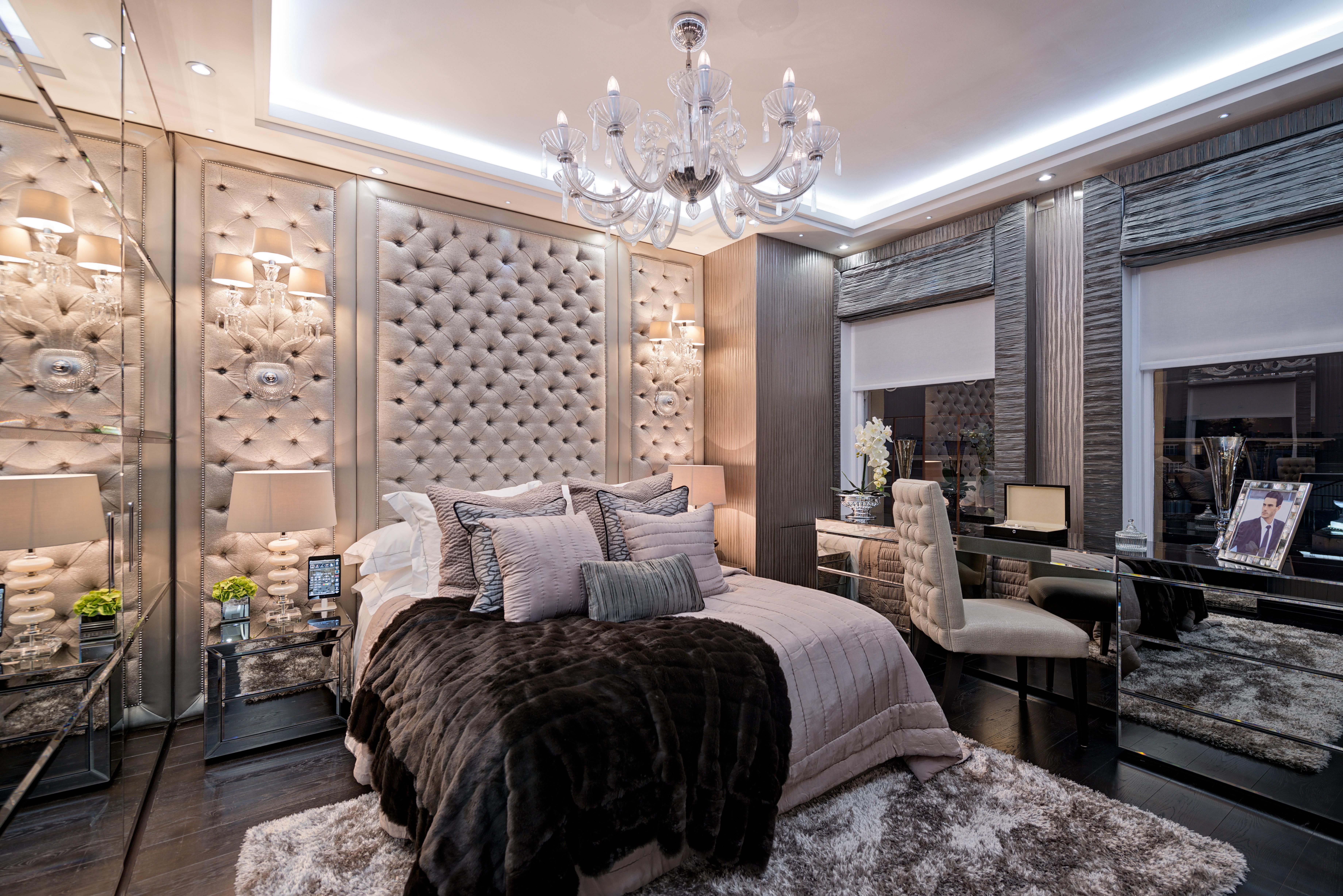 Crestron,Master Bedroom