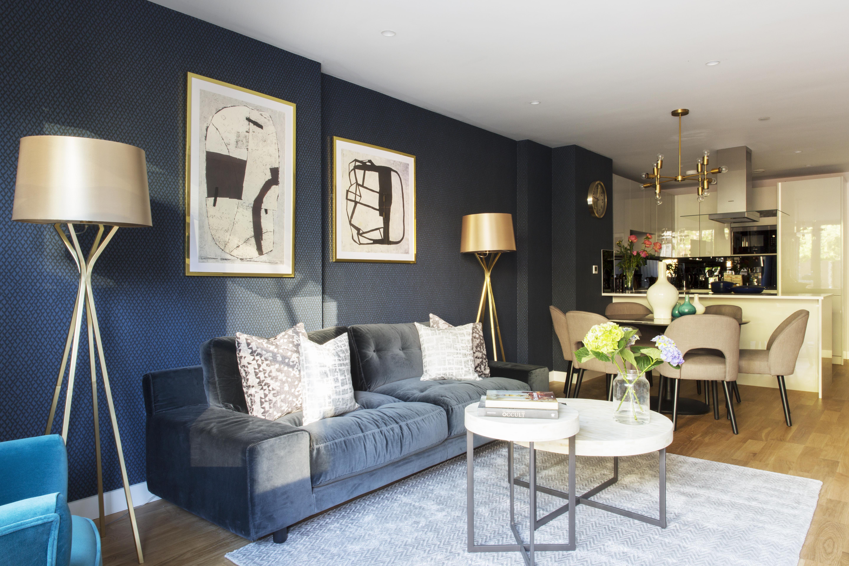 330 Clapham Road,Lounge