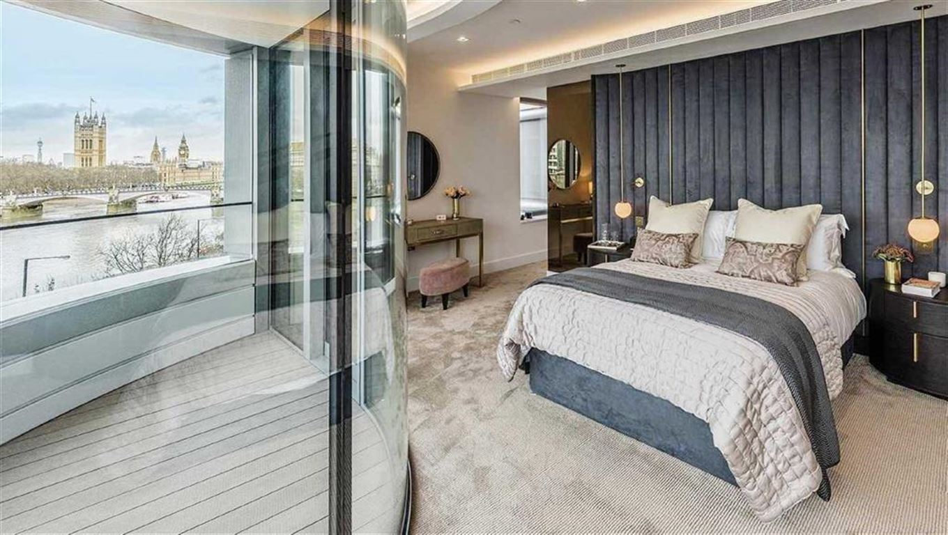 The Corniche,Master Bedroom