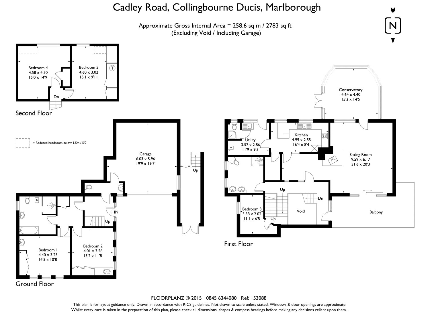 Cadley Road Collingbourne Ducis Marlborough Wiltshire