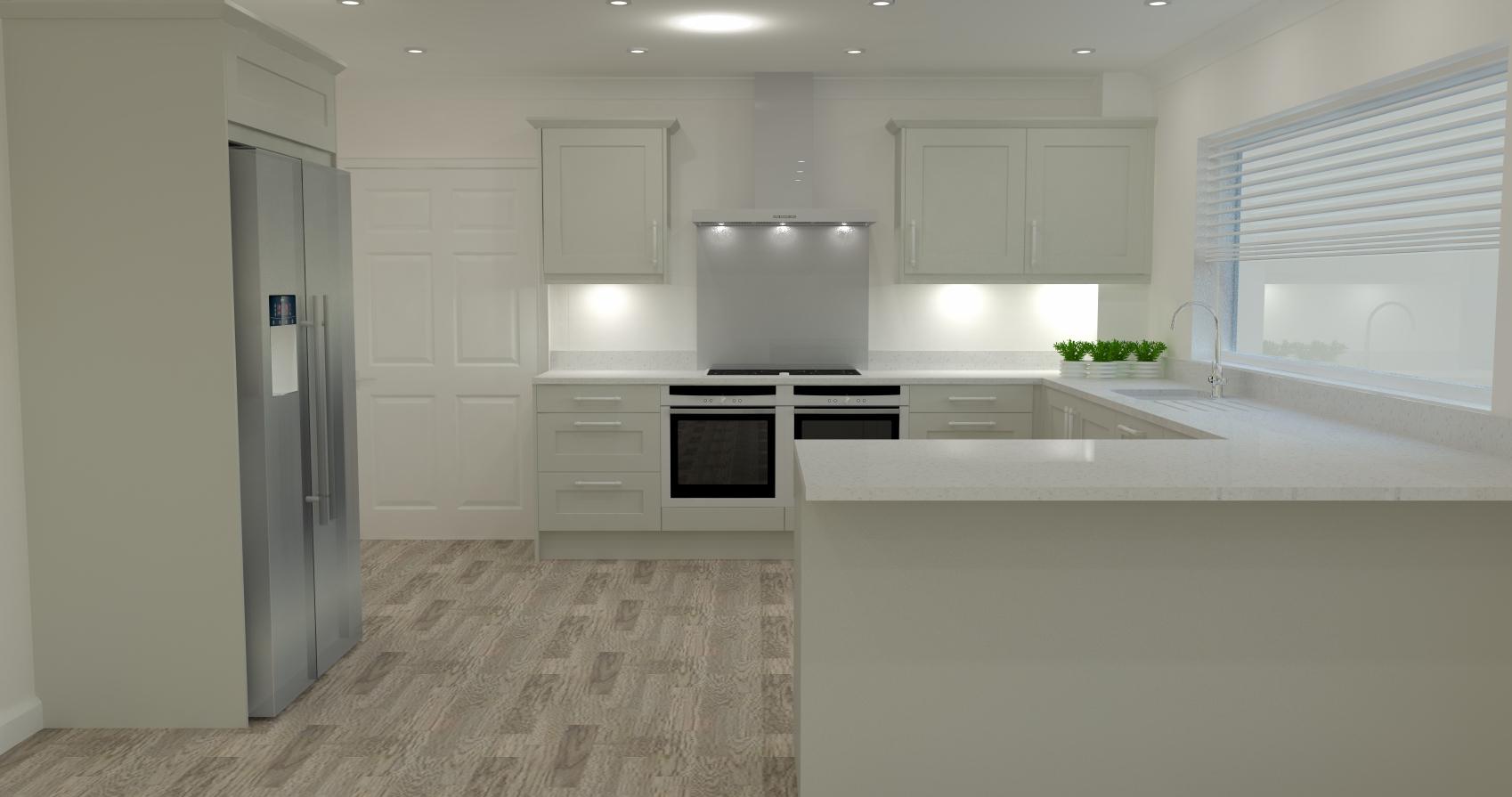 Blanco,Kitchen
