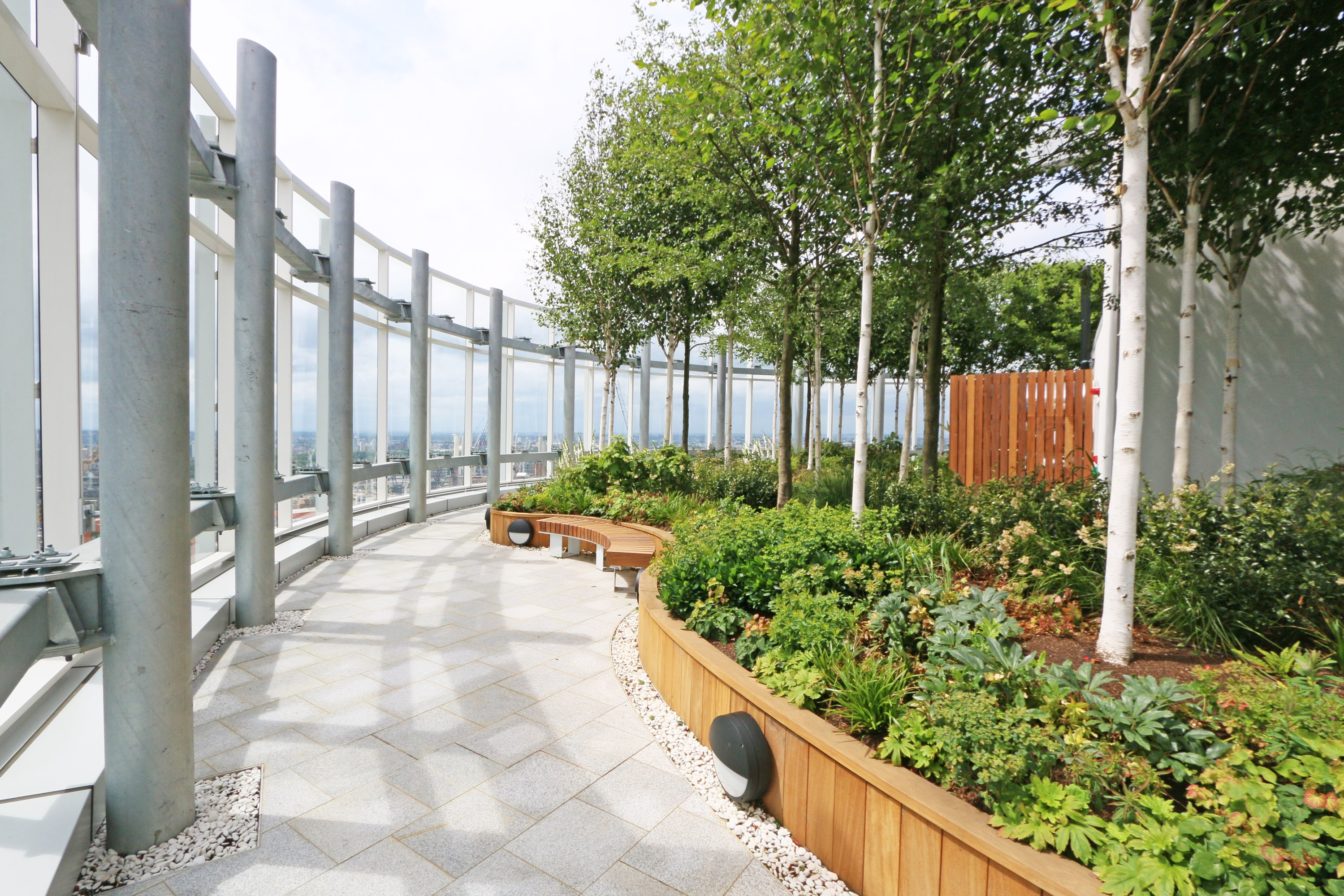 Skygardens,Public Space