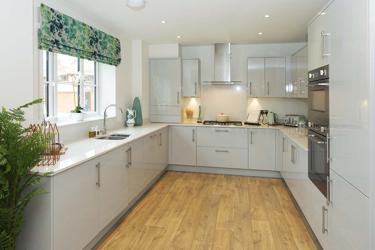 Bewley Homes,Kitchen