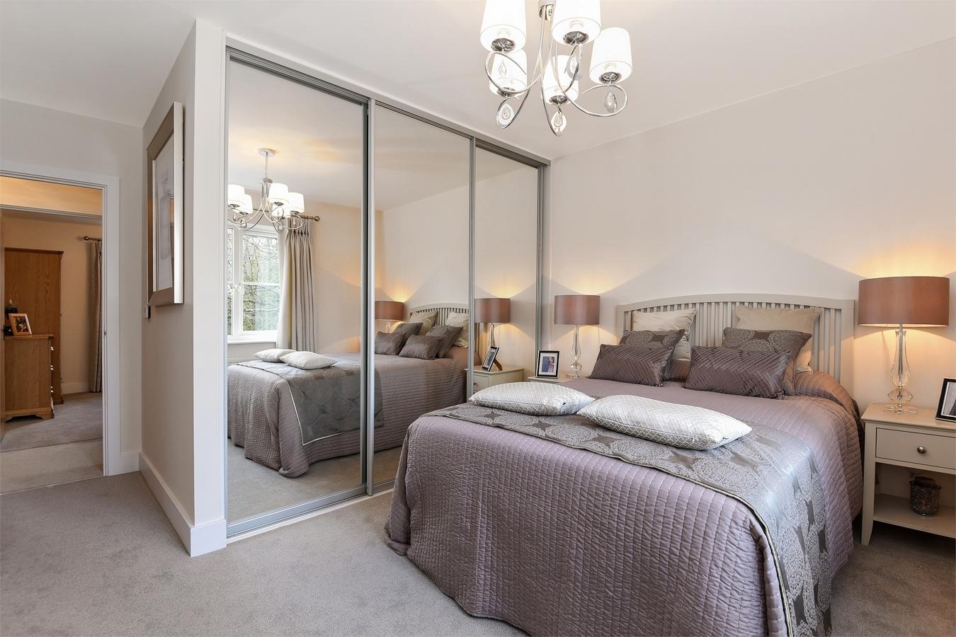 Bargate Homes,Master Bedroom