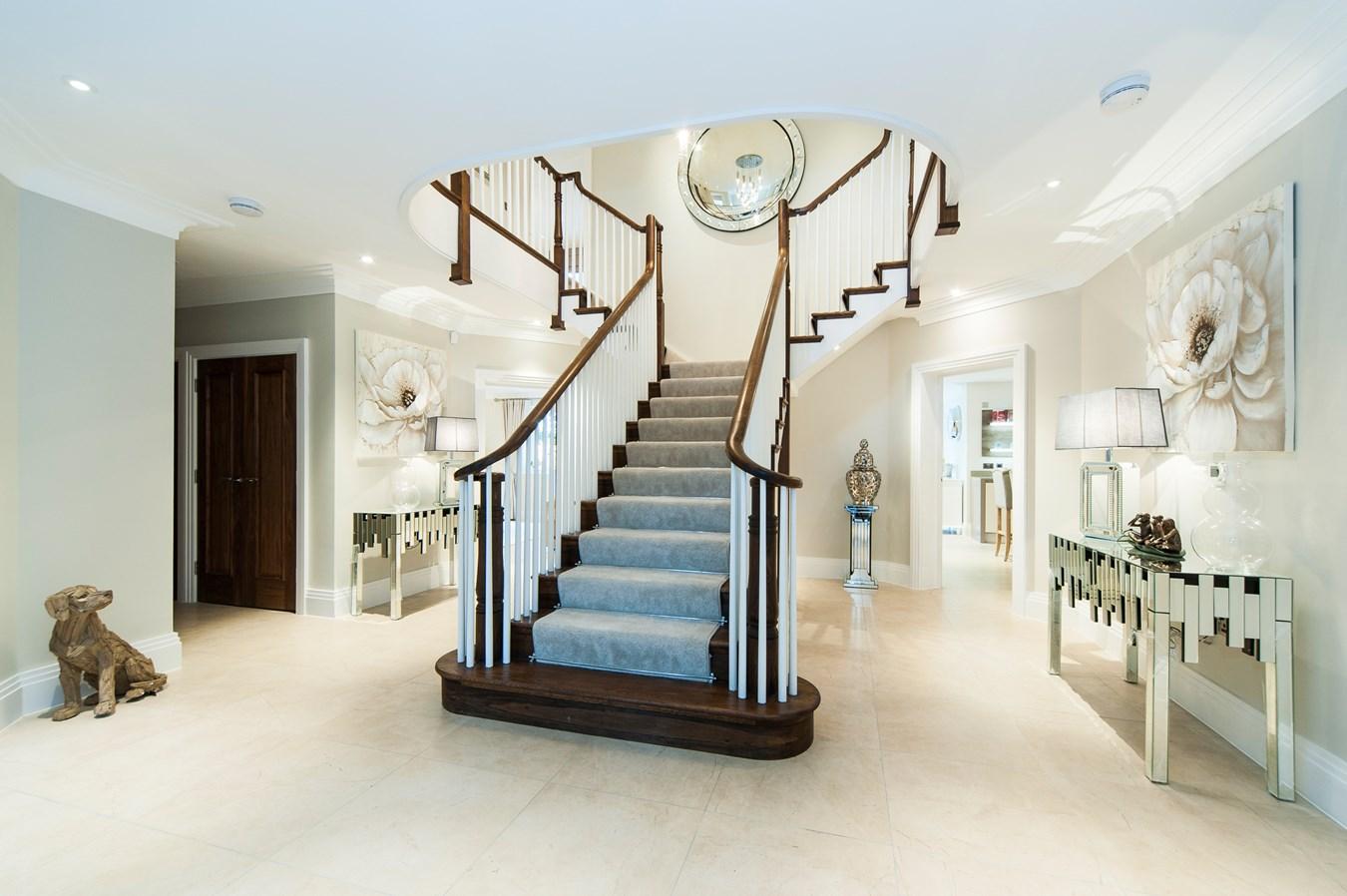 Brookworth Homes,Stair