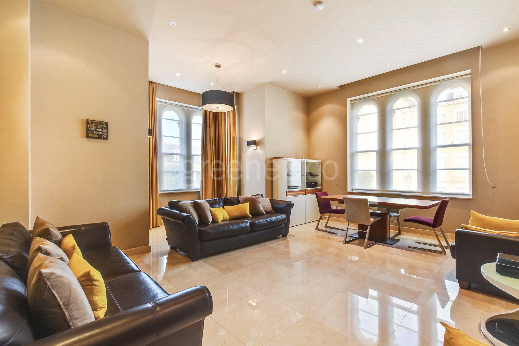 Princess Park Manor,Lounge