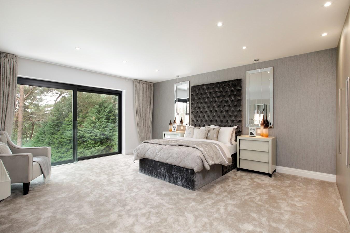 David James,Secondary Bedroom