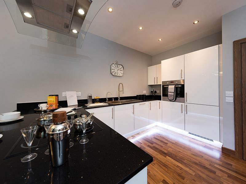 Weston Homes,Kitchen
