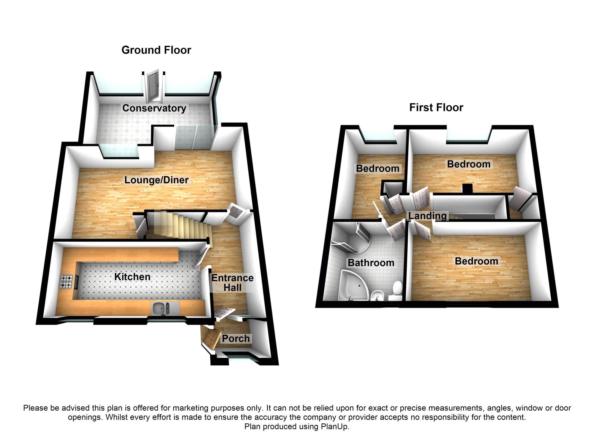 Walderslade Road Chatham Kent Me5 3 Bedroom Terraced