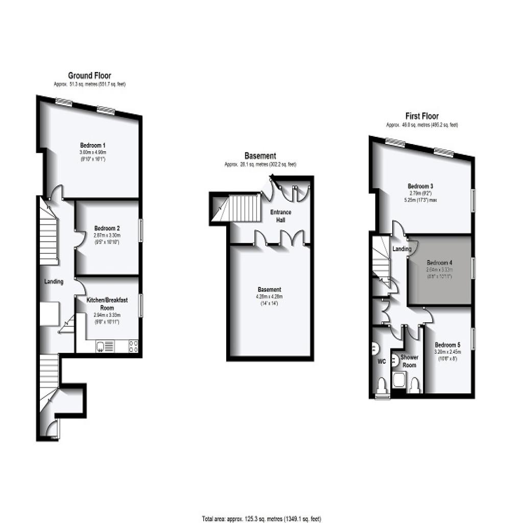 Devonshire Road Cambridge Cb1 1 Bedroom Property To Rent