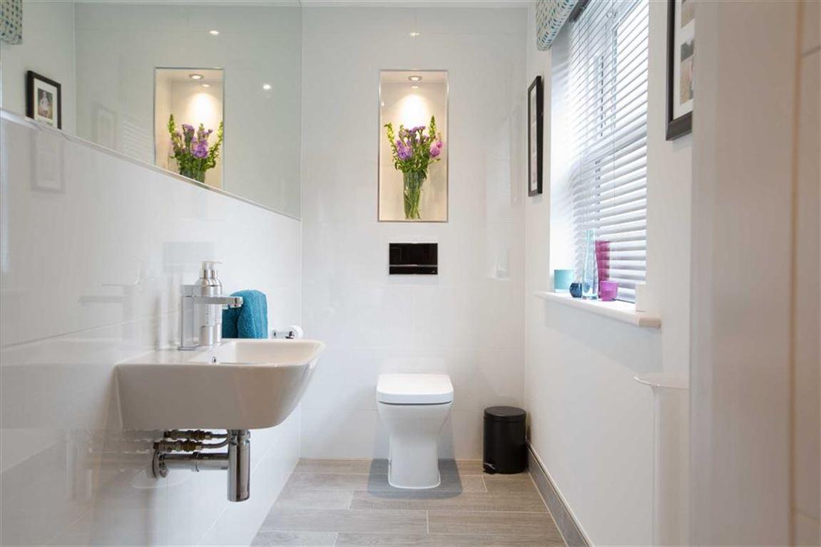 Charlesgate Homes,Bathroom detail