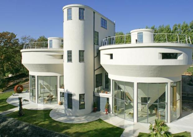 Top 10 Most Unusual Homes For Sale Zoopla