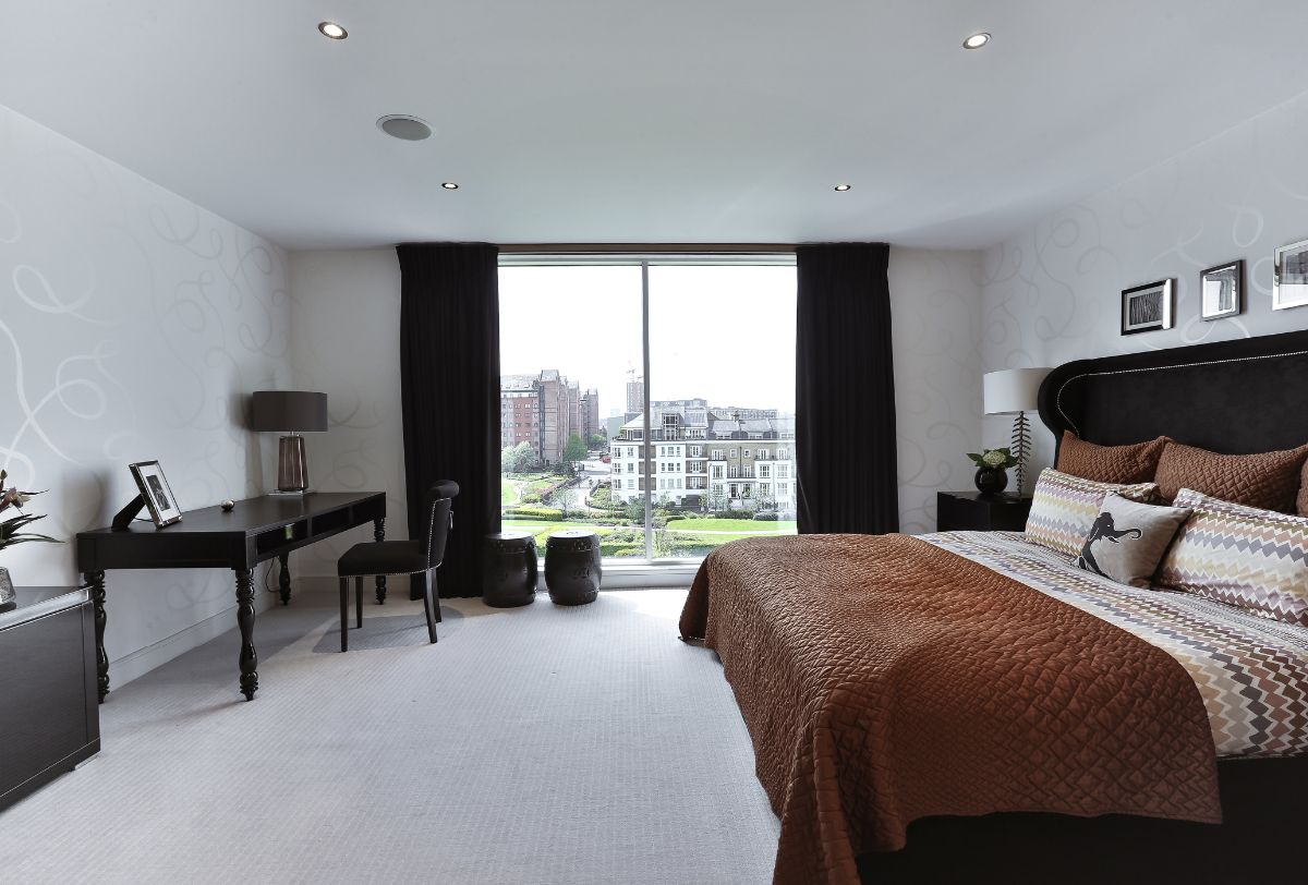 Imperial Wharf,Master Bedroom