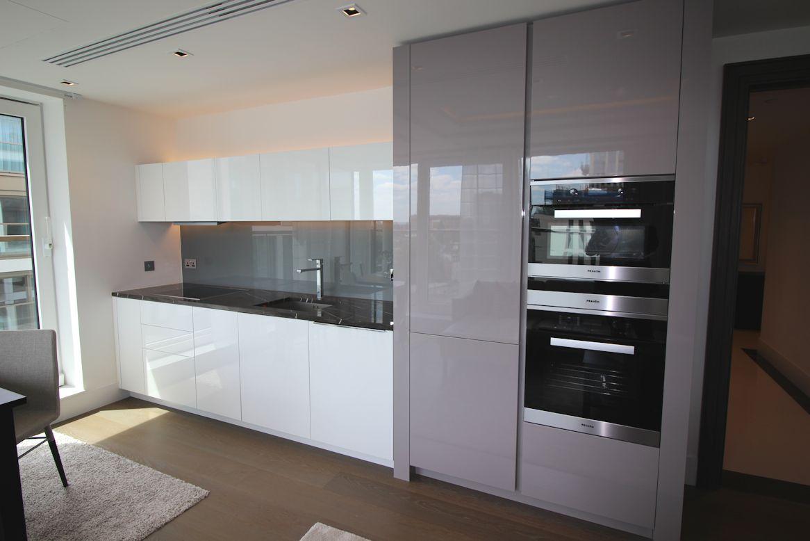 375 Kensington High Street,Kitchen