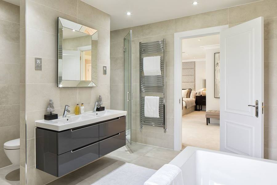 Cala Homes,En-Suite