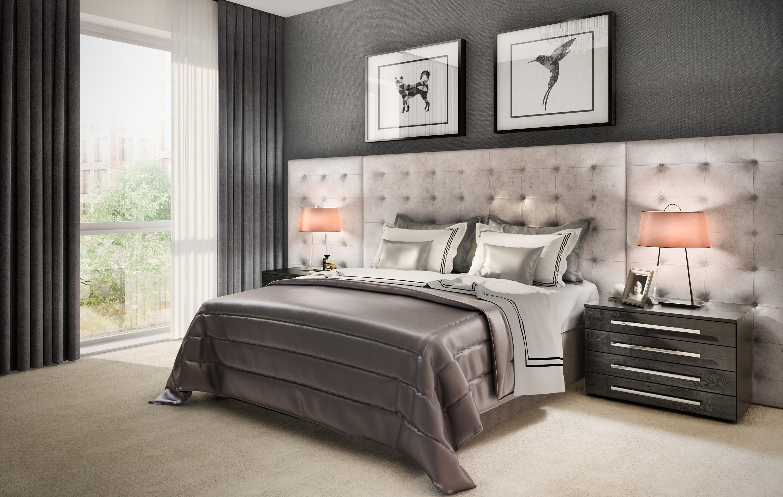 Colindale Gardens,Master Bedroom