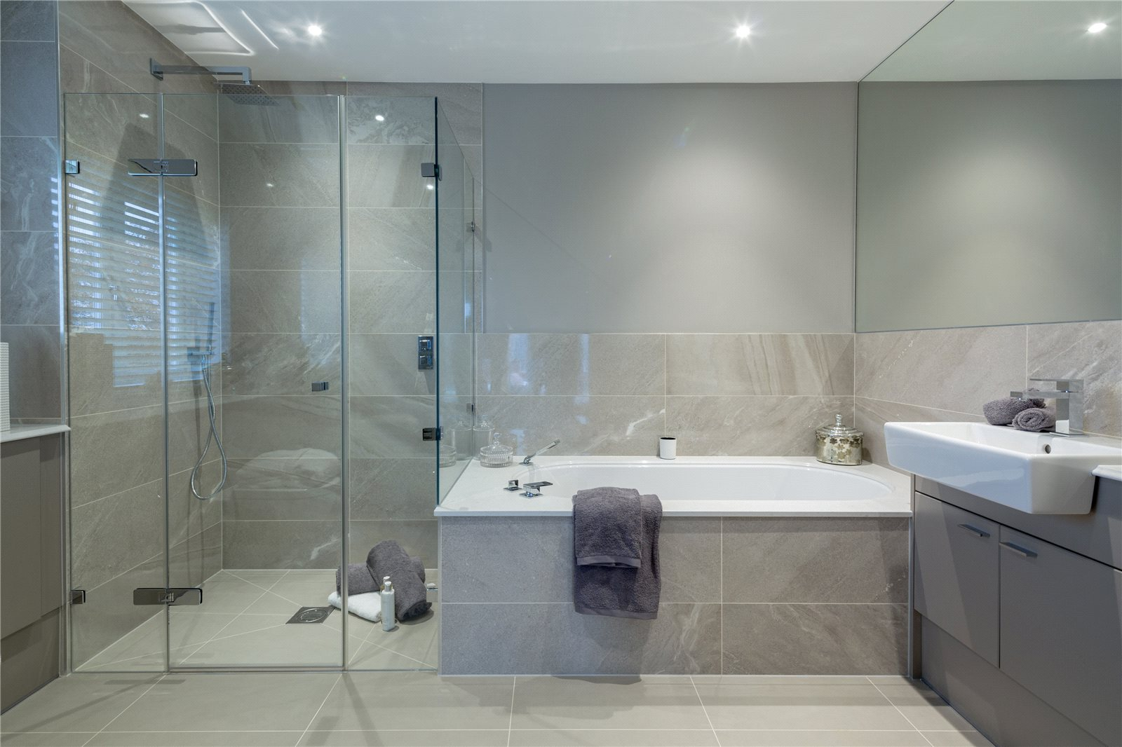 Millgate Homes,Bathroom
