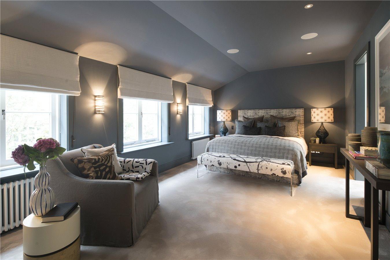 Robert Adam,Master Bedroom
