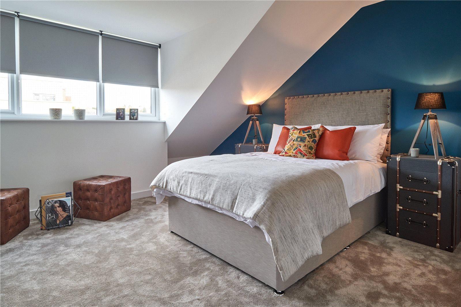 Network Homes,Master Bedroom