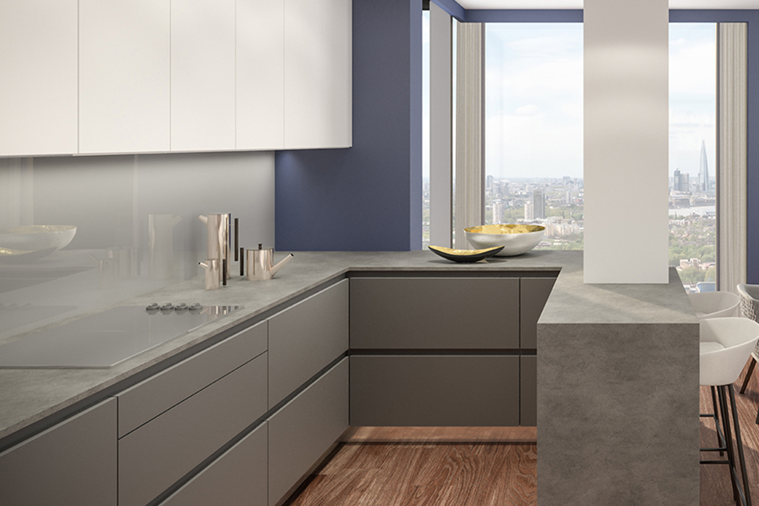 Galliard Homes,Kitchen