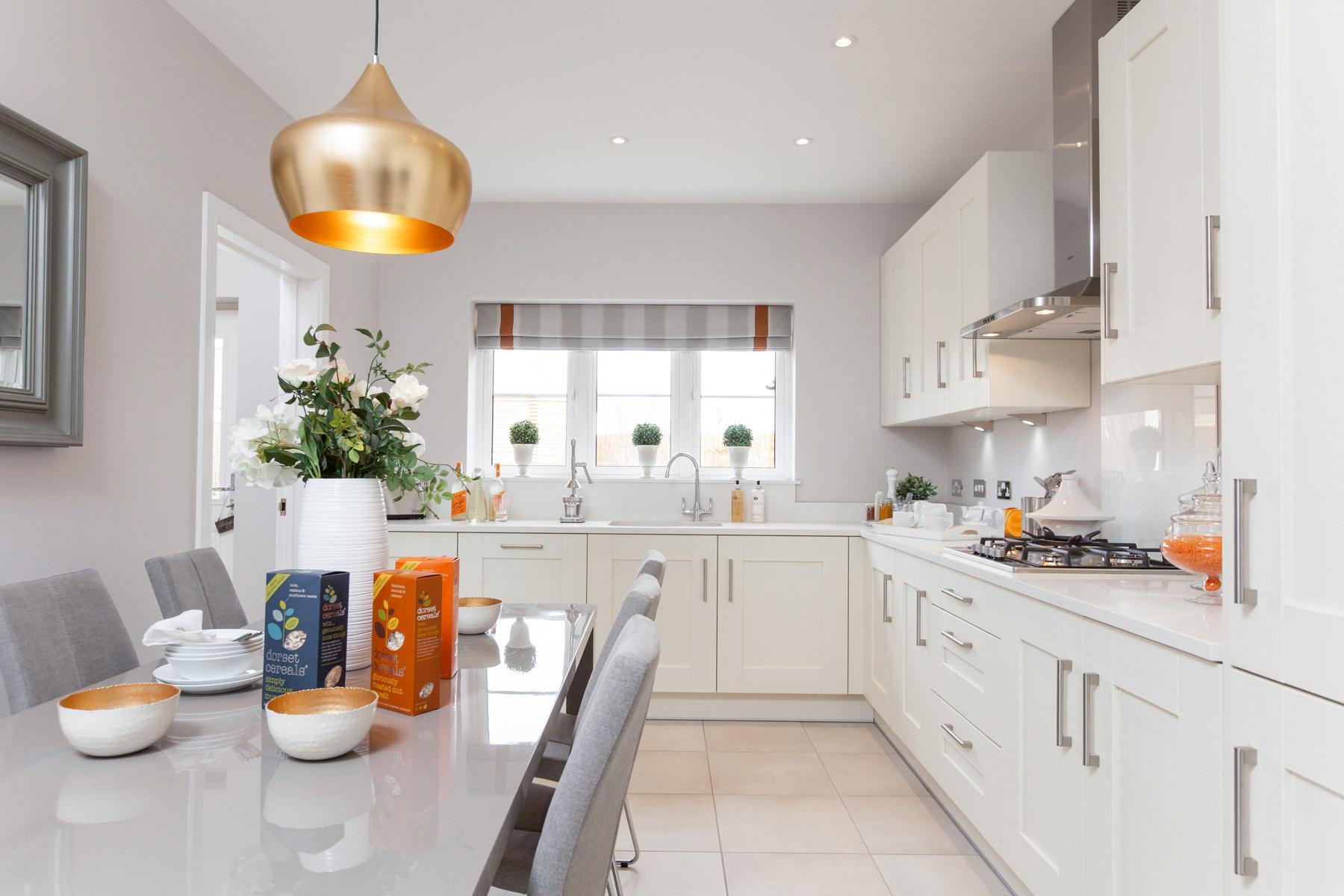 Bellway Homes,Breakfast rooms