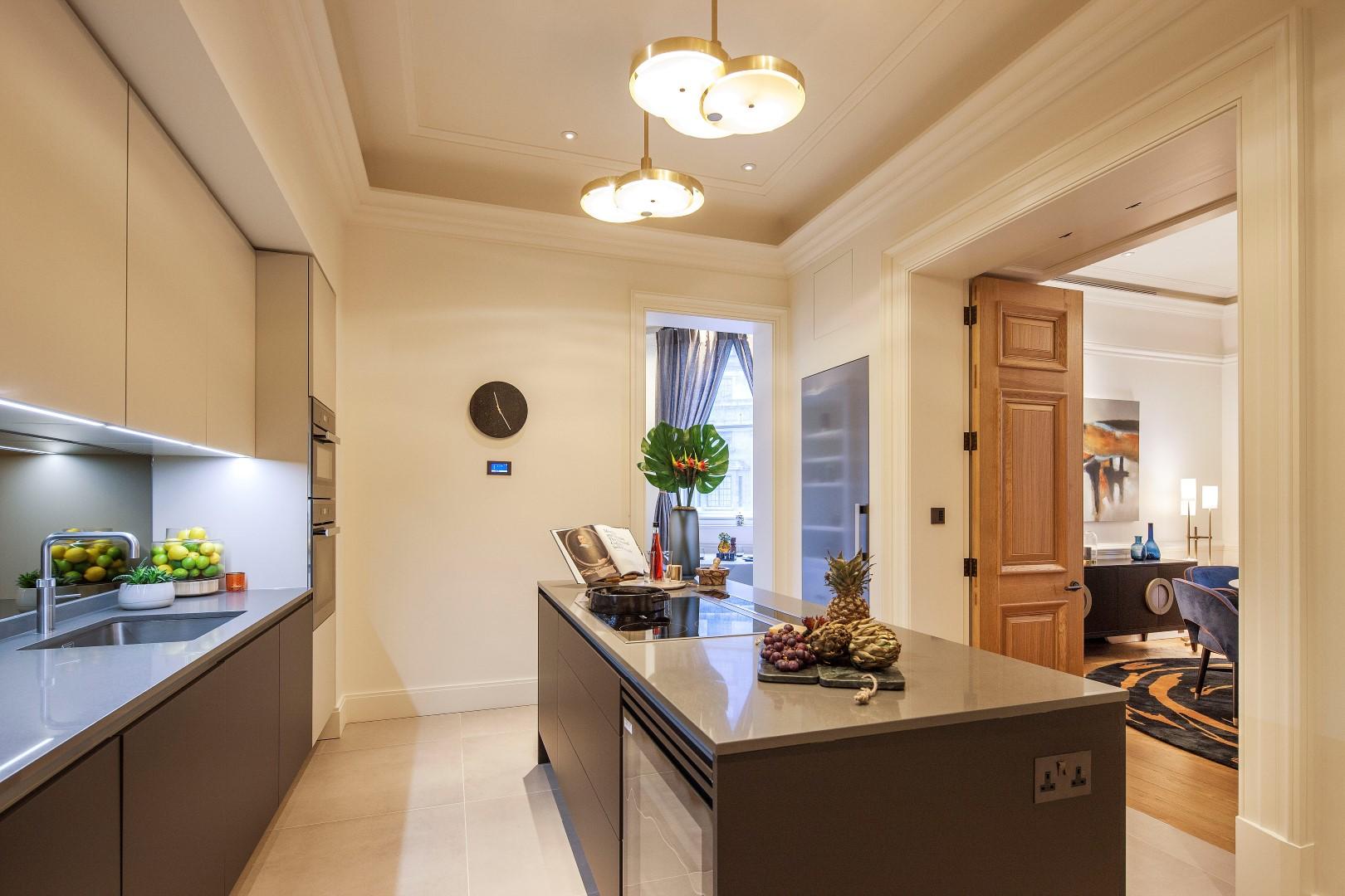Morpheus London,Kitchen