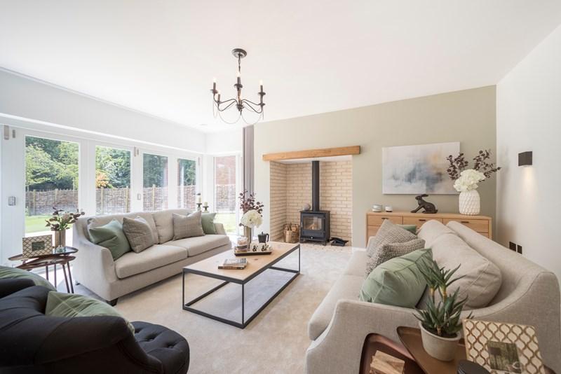 Sherlock Boswell Architecture,Lounge