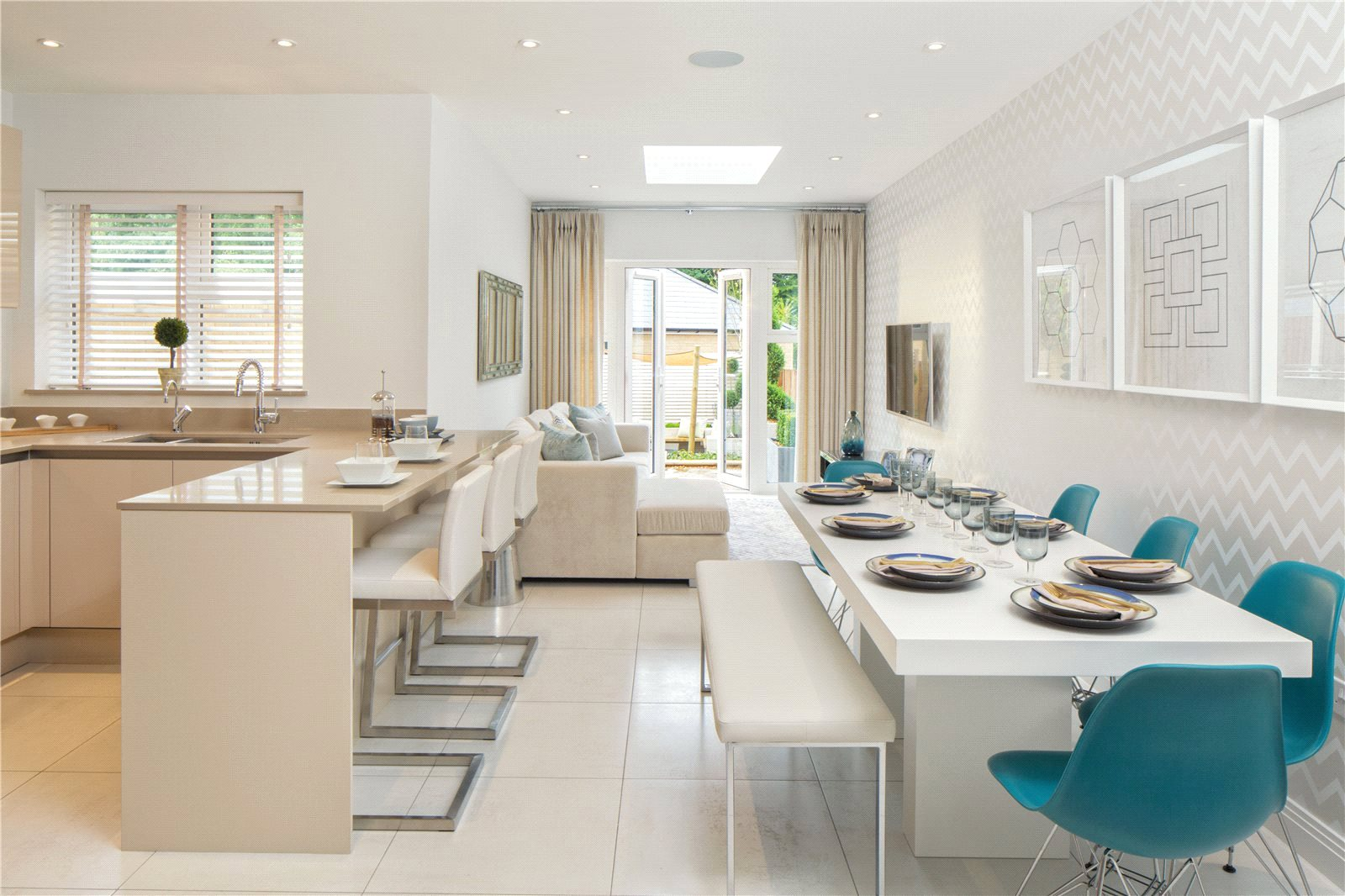 Cala Homes,Breakfast rooms