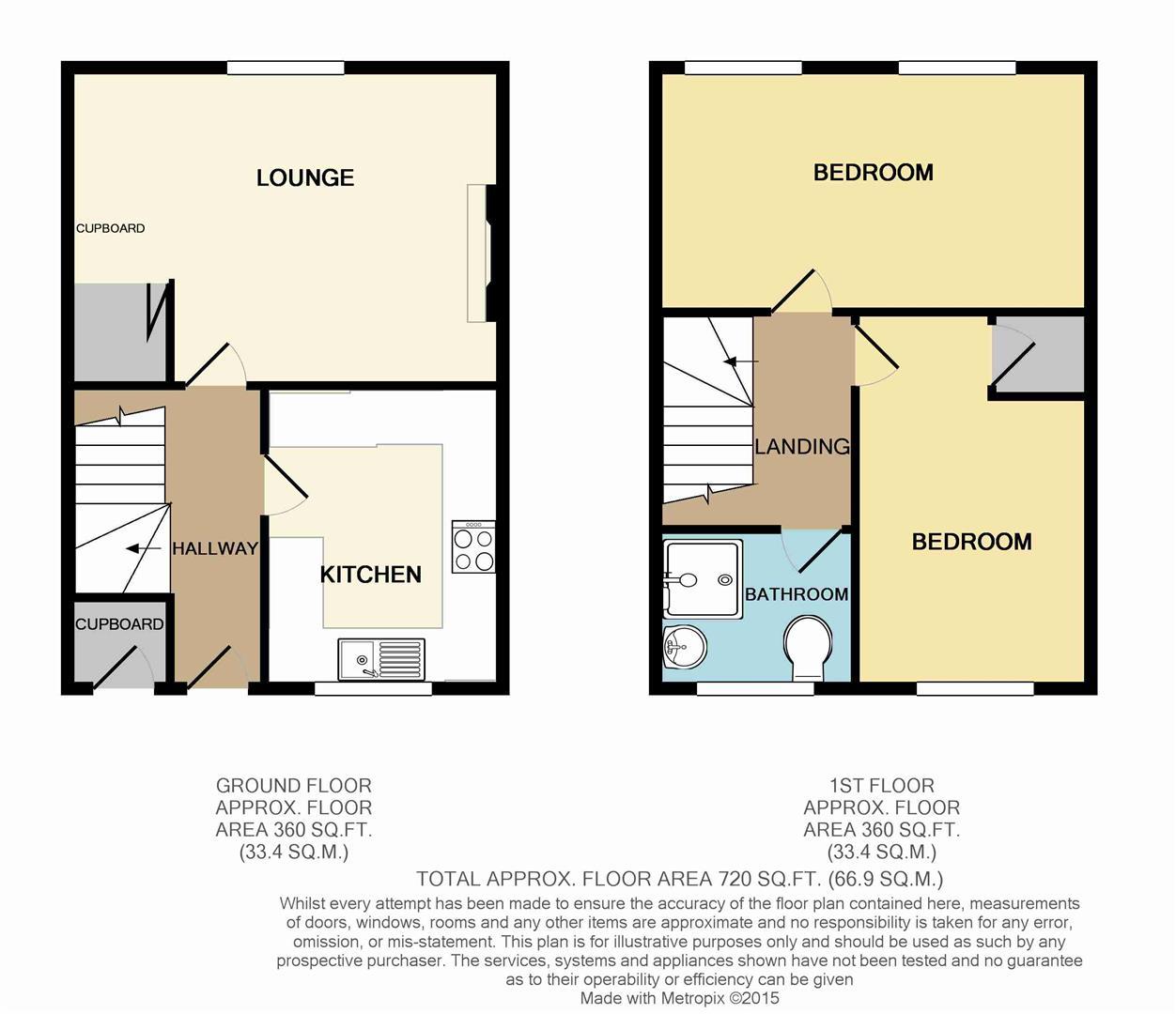 Merrivale, Benfleet SS7, 2 bedroom maisonette to rent ...
