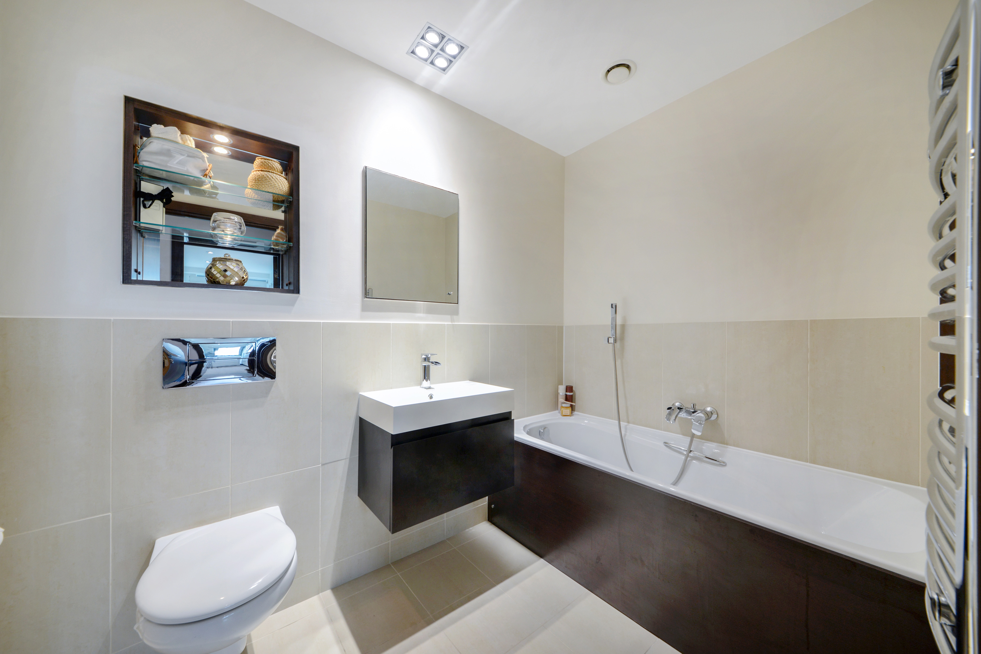 Bridges Wharf,Bathroom