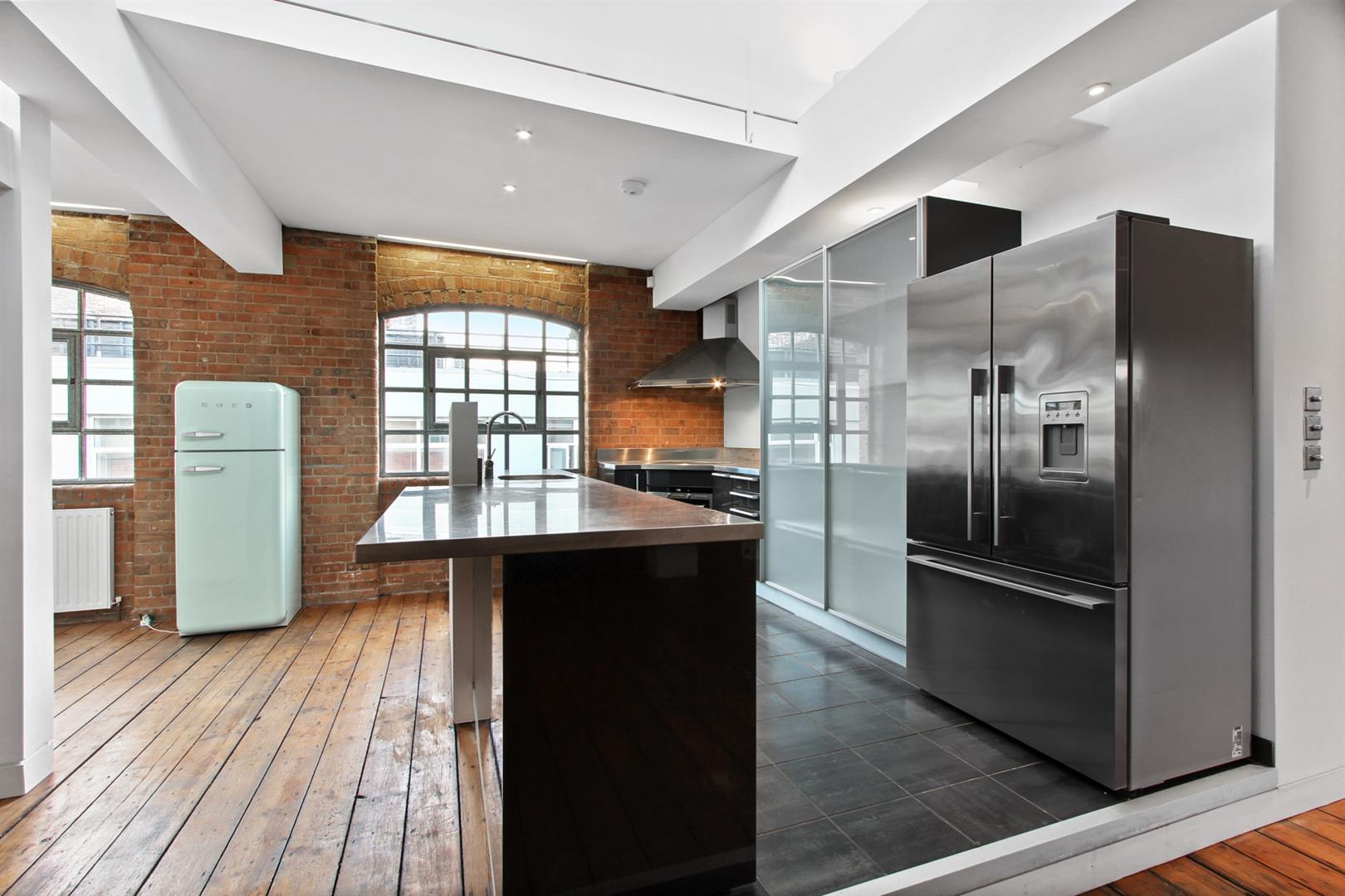 Manhattan Loft Corporation,Kitchen