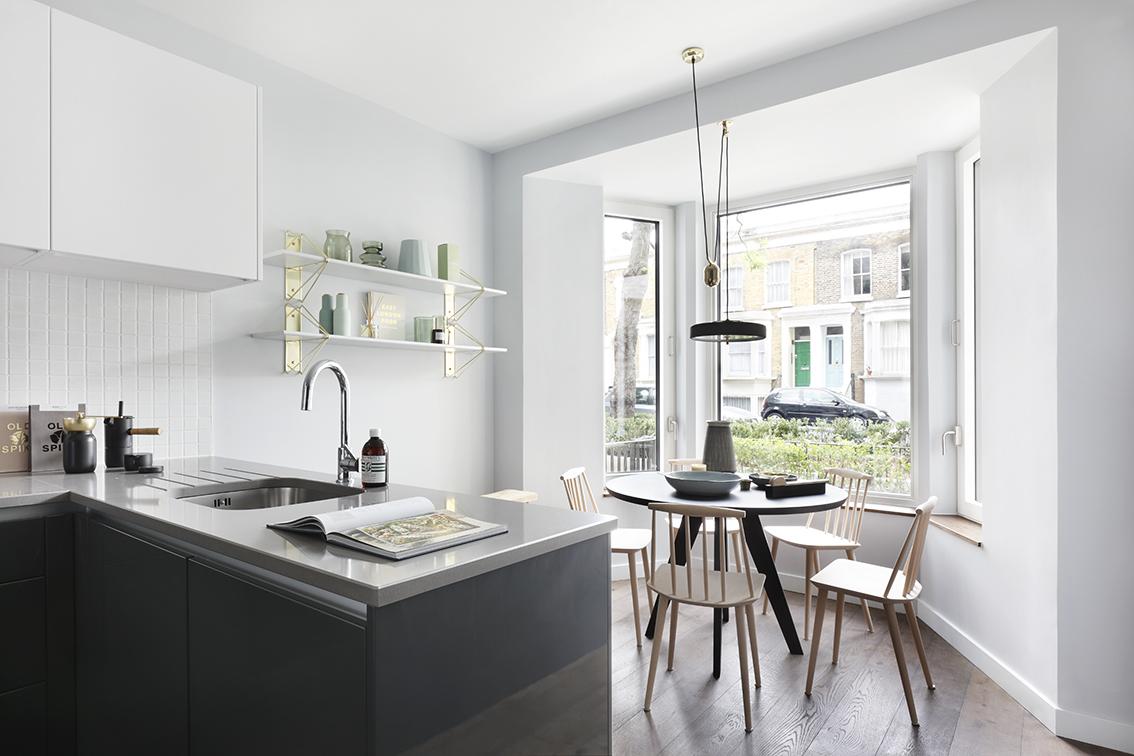 Passivhaus,Kitchen