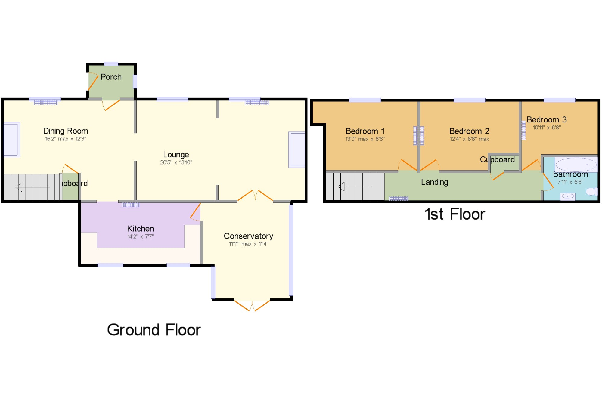 Bedroom detached house for sale in flushing falmouth cornwall - North Carnmarth Redruth Cornwall Tr16 3 Bedroom Semi