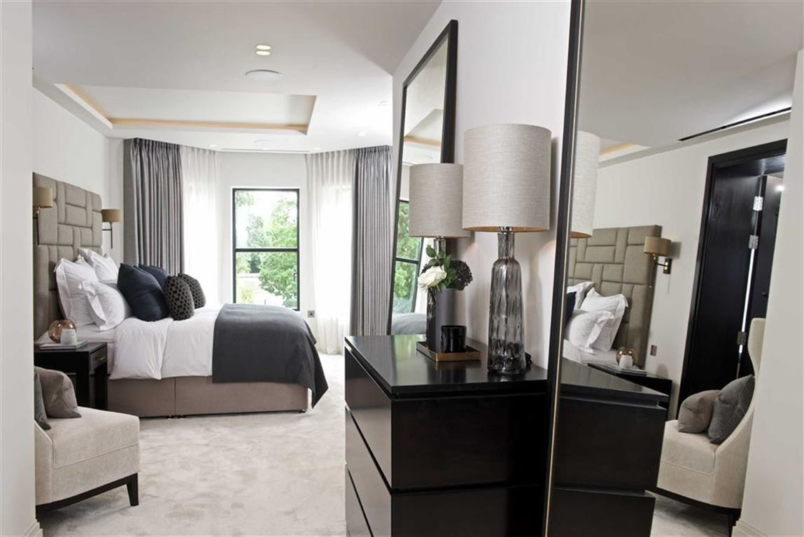 Fusion Residential,Master Bedroom