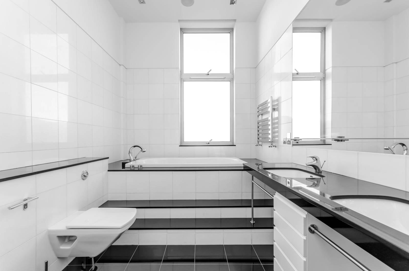 warehouse conversion,Bathroom