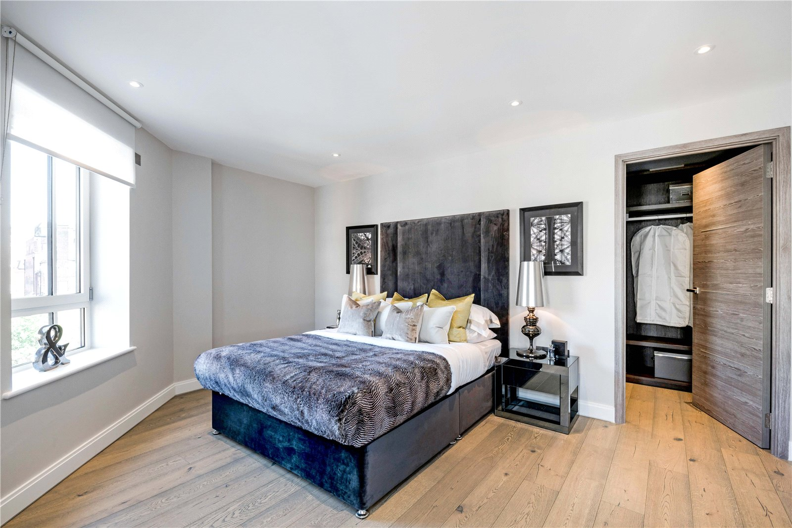 Thornsett,Master Bedroom