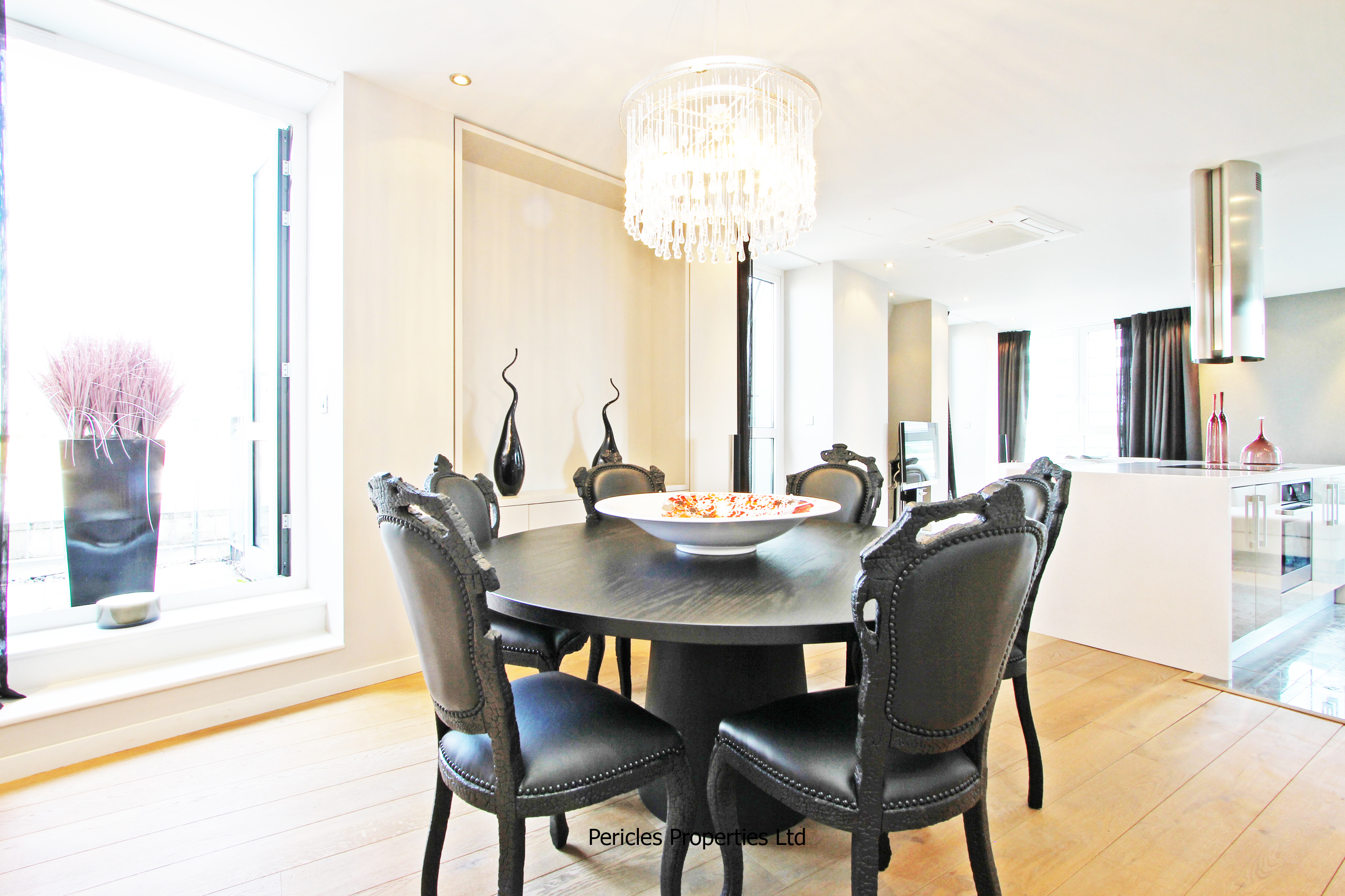 Bang and Olufsen,Dining room