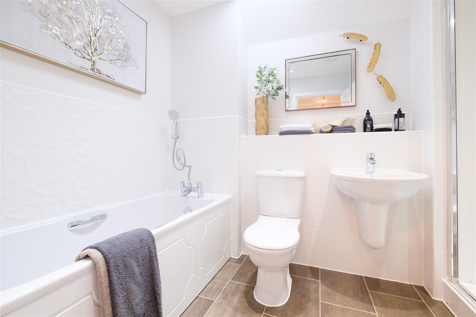 Kier Developments,Bathroom