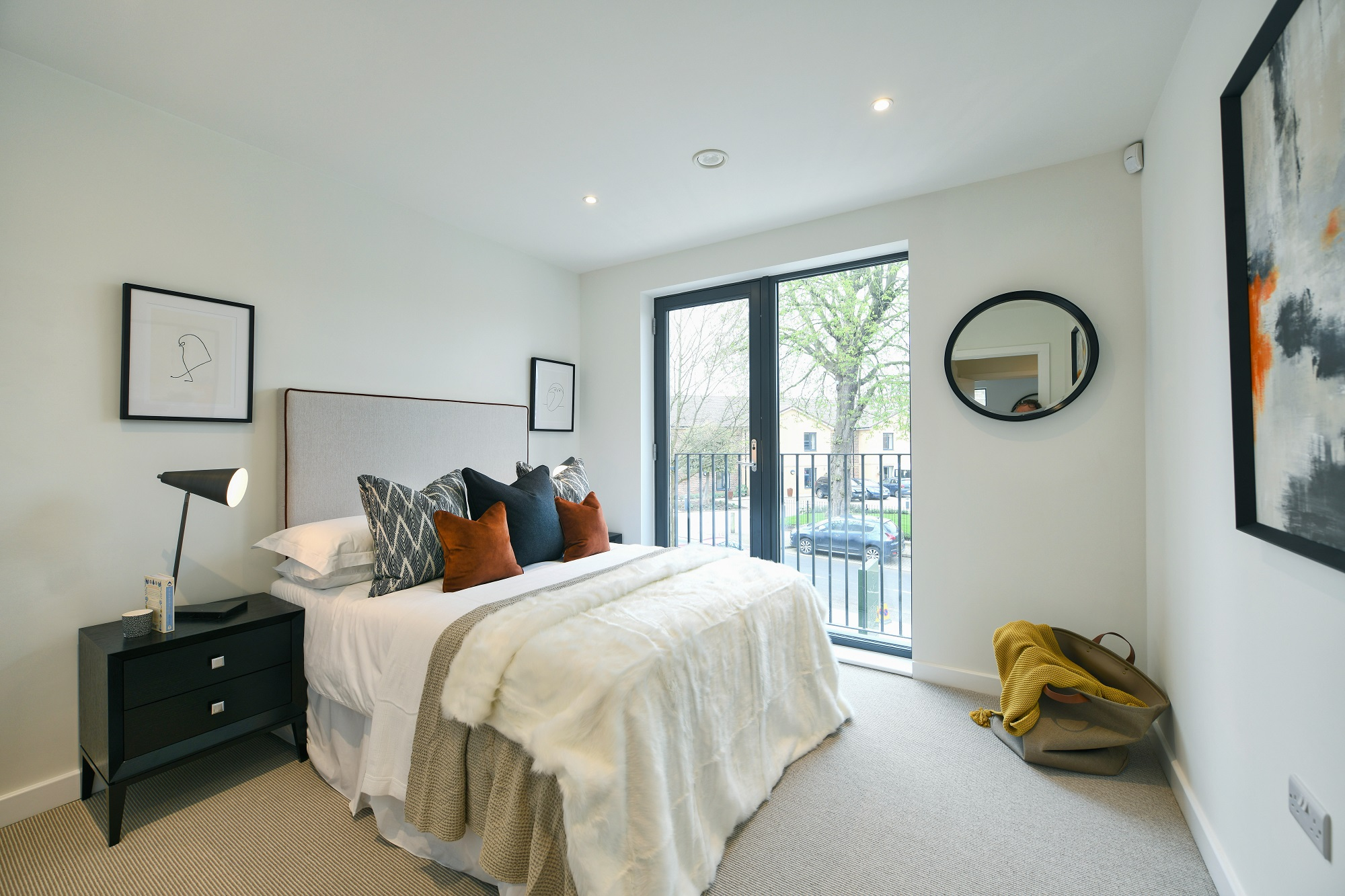 Lendlease,Master Bedroom