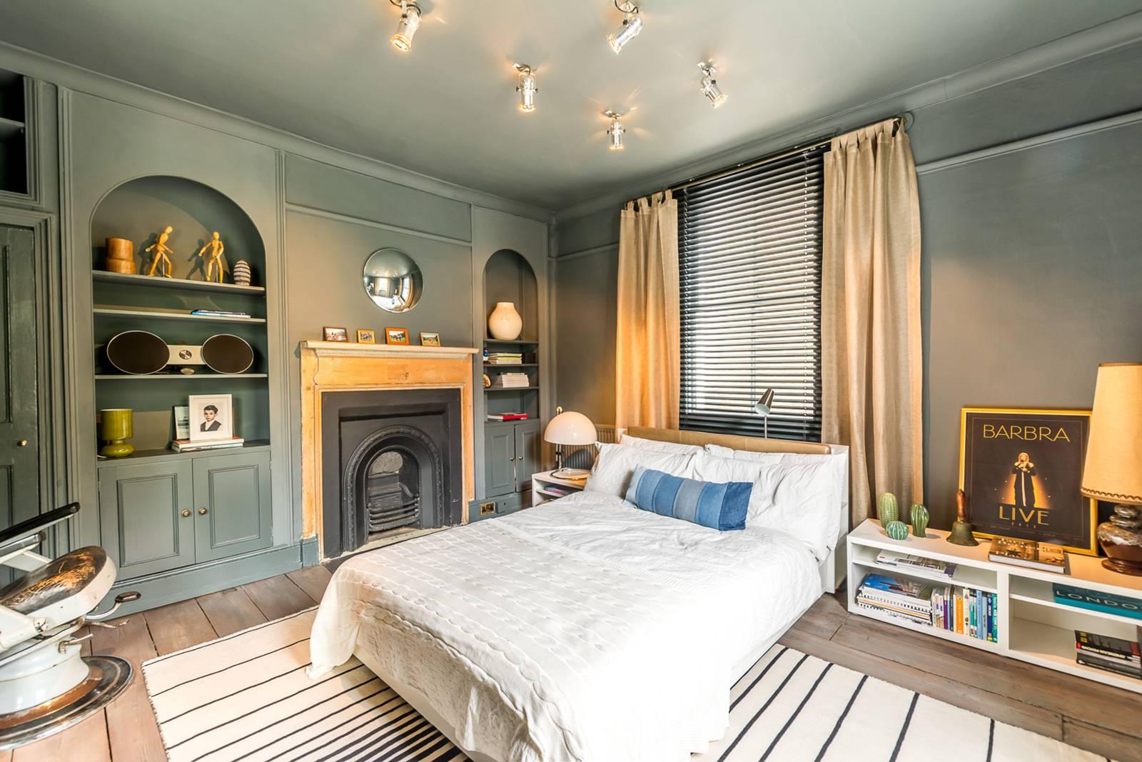 Scandinavian,Secondary Bedroom
